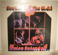 Booker T & The M.G.'s - Union Extended (Vinyl, LP, Album)