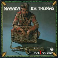 Joe Thomas - Masada (Vinyl, LP, Album) (1975)