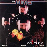 The Movies - Motor Motor Motor (Vinyl, LP, Album)