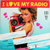 Affinity - I Love My Radio (Vinyl, 12'') 1984
