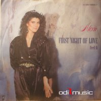 Alexis - First Night Of Love (Vinyl,7'') 1987