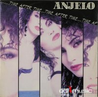 Cover Album of Anjelo ‎- Time After Time (Vinyl, 12'') 1989
