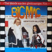 Ankie Beilke - Big Mäc (Vinyl, 12'') 1985