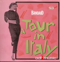 Band Aid - A Tour In Italy (Vinyl, 12'') 1983