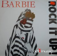 Barbie ‎- Rock It Up! (Vinyl, 12'') 1985