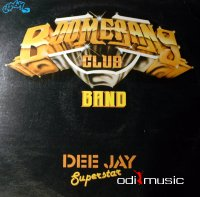 Boomerang Club Band - Dee Jay Superstar (Vinyl, 12'') 1983