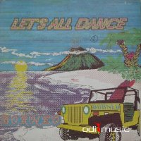 Borneo - Let's All Dance (Vinyl, 12'') 1987