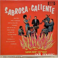 Latin Pete Terrace - Sabrosa Y Caliente (Hot And Spicy) (Vinyl, LP)