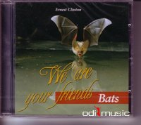 Ernest Clinton - We are your friends-Bats [Single-CD]