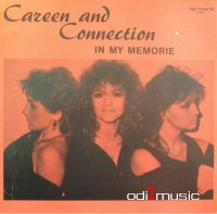 Careen And Connection ‎- In My Memorie (Vinyl, 12'') 1984