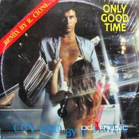 City And Byte System - Only Good Time (Vinyl, 12'') 1985