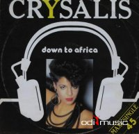 Crysalis - Down To Africa (Vinyl, 12'') 1985