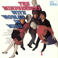 The Mindbenders - With Woman In Mind (Vinyl, LP, Album)