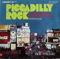 Cover Album of The Boston Show Band - Piccadilly Rock (Vinyl, LP, Album)