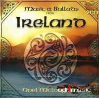 Noel McLoughlin - Music & Ballads From Ireland (CD)