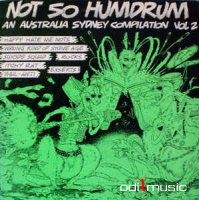 Various - Not So Humdrum (Vinyl, LP) 1987