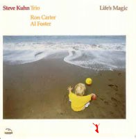 Steve Kuhn Trio - Life's Magic (Vinyl, LP, Album)