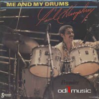 Paul Humphrey - Me And My Drums (Vinyl, LP, Album)