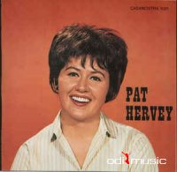 Pat Hervey - Mister Heartache (CD, Album)