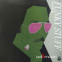 Jiro Inagaki & Soul Media - Funky Stuff (Vinyl, LP, Album) (1970)