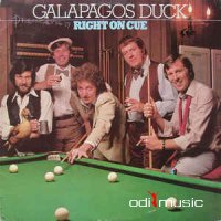 Galapagos Duck - Right On Cue (Vinyl, LP)