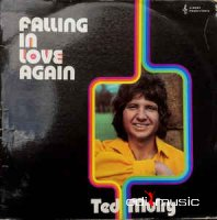 Ted Mulry - Falling In Love Again (Vinyl, LP, Album)