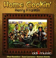 Cover Album of Henry Franklin - Home Cookin' (CD, Album)
