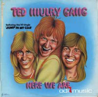 Ted Mulry Gang - Here We Are (Vinyl, LP, Album)