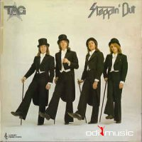 TMG - Steppin' Out (Vinyl, LP, Album)