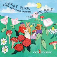Jerry Paper & Easy Feelings Unlimited - Toon Time Raw! (Vinyl, LP)