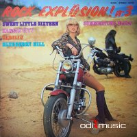 The Rising Sun Music - Rock Explosion n°3 (Vinyl, LP)