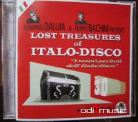Various - Flemming Dalum & Filippo Bachini - Lost Treasures Of Italo-Disco 1 (2012)