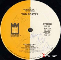 Tod Foster - Dancin'  I Fell In Love With An Angel (Vinyl)