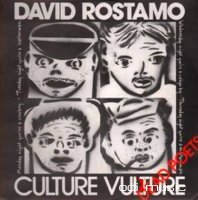David Rostamo - Culture Vulture (Vinyl, 12'') 1984