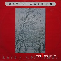 David Walker - Lucky Christmas (Vinyl, 12'') 1985