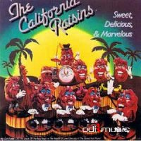 The California Raisins - Sweet, Delicious, & Marvelous (Vinyl, LP) 1988