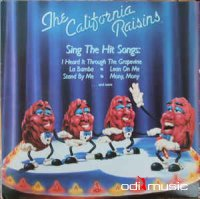 The California Raisins - Sing The Hit Songs (Vinyl, LP, Album)