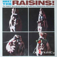 The California Raisins - Meet The Raisins! (Vinyl, LP, Album)