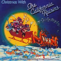 The California Raisins - Christmas With The California Raisins (Vinyl)