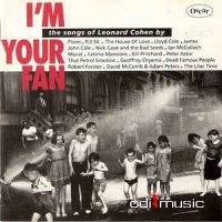 Various - I'm Your Fan - The Songs Of Leonard Cohen By... (CD) (1991)