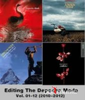 Depeche Mode - Editing The Depeche Mode Vol. 1-12 (2010-2012)