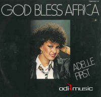 Adelle First - God Bless Africa (Vinyl LP) 1982
