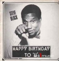 Steve Black - Happy Birthday To 'U' (Vinyl, LP, Album)