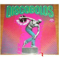 Discobolos - Disco/Sound (Vinyl, LP, Album)