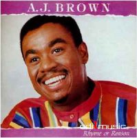 A.J. Brown - Rhyme Or Reason (Vinyl, LP, Album)