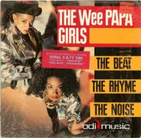 Wee Papa Girl Rappers - The Beat, The Rhyme, The Noise (Vinyl, LP) (1988)