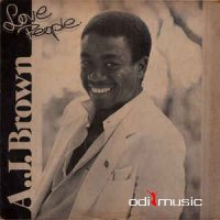 A.J. Brown - Love People (Vinyl, LP, Album)