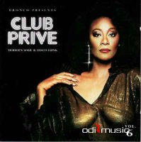 Various, DJ Bronco - Club Prive Modern Soul & Disco Funk Vol. 6 (CD)