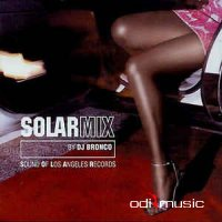 DJ Bronco - Solar Mix (CD)