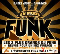 Dee Nasty, DJ Bronco - En Mode Funk (CD)